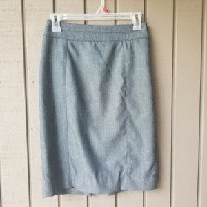 BHWM grey pencil skirt